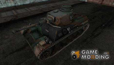 PzKpfw III/VI 03 for World of Tanks