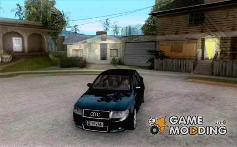 Audi S4 2004 for GTA San Andreas