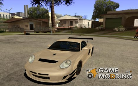 Porsche Cayman S NFS Shift для GTA San Andreas