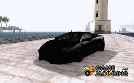 Lamborghini Murcielago LP670-4 SV TT Black Revel для GTA San Andreas