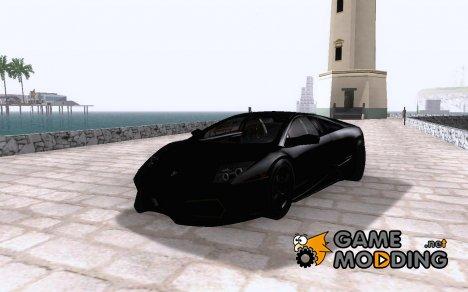 Lamborghini Murcielago LP670-4 SV TT Black Revel for GTA San Andreas