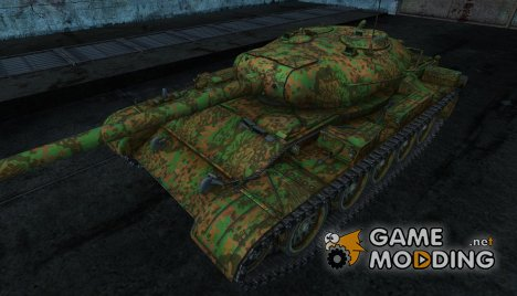 Т-54 для World of Tanks
