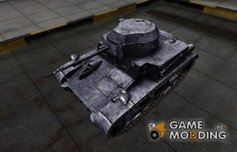 Темный скин для T2 Light Tank for World of Tanks