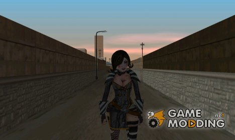 Borderlands 2 Moxxi for GTA San Andreas