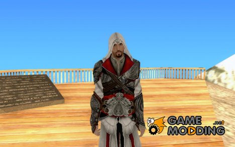 Ezio Auditore Da Firence for GTA San Andreas