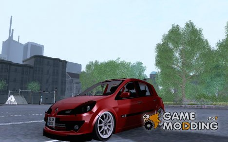 Renault Clio 3 for GTA San Andreas