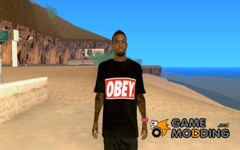 William Briggs for GTA San Andreas