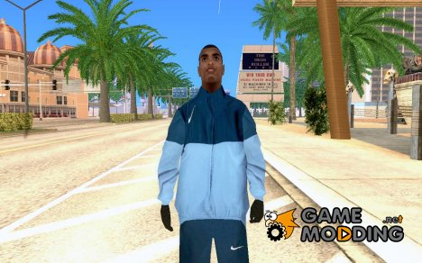 Nigga Skin for GTA San Andreas