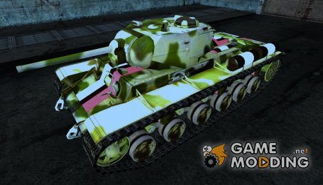 КВ-1С Stenger для World of Tanks