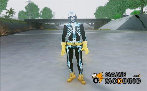 Kick Ass 2 v4 для GTA San Andreas