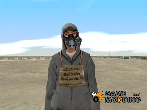 Stalker Hobo for GTA San Andreas
