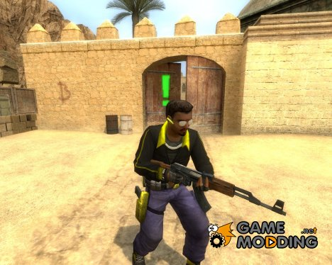 Banana Boy Leet для Counter-Strike Source