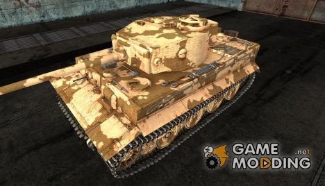PzKpfw VI Tiger 5 for World of Tanks