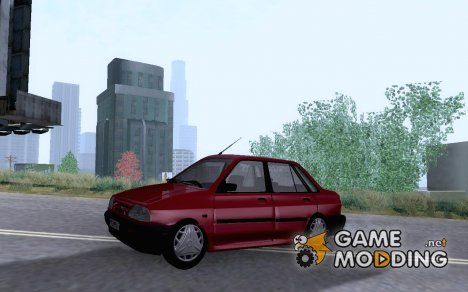 Kia Pride 131 [ImVehFt] для GTA San Andreas