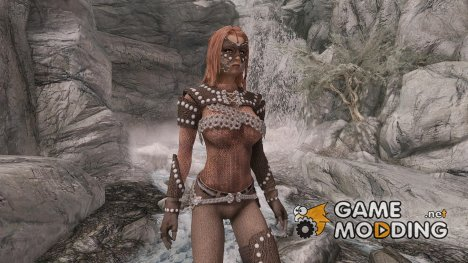 Princess of Thieves для TES V Skyrim