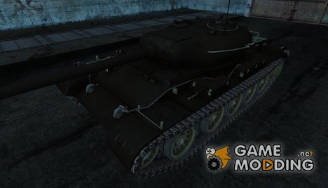 T-54 Bilya 2 for World of Tanks