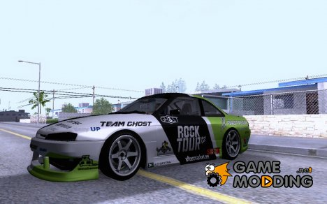 Nissan S14A Team Ghost for GTA San Andreas