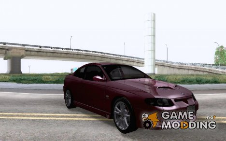 2004 Vauxhall Monaro VXR v1.0 for GTA San Andreas