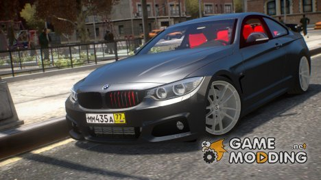 BMW 435i Coupe для GTA 4
