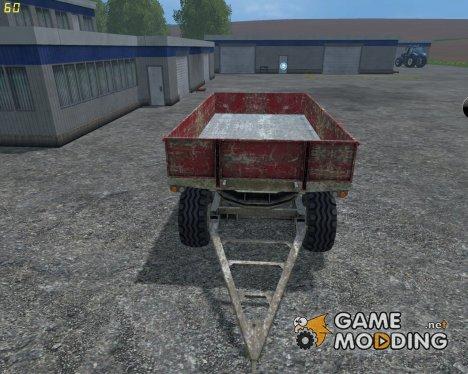 BSS 8 V 1.0 for Farming Simulator 2015