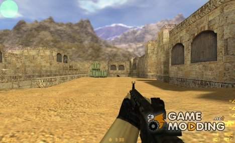 ManTuna's M416 anims for CS 1.6 для Counter-Strike 1.6
