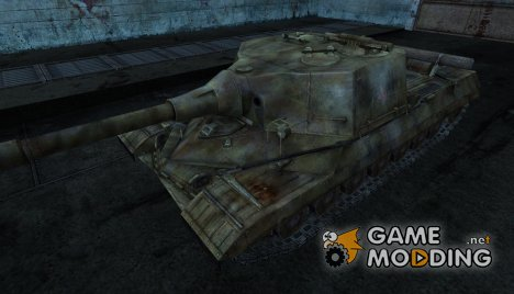 Шкурка для танка Объект 268 for World of Tanks