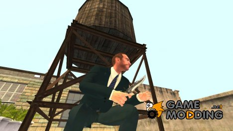 """Элитный боевой нож """"Raider Blade"""" v.5 for GTA 4"""