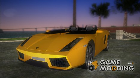 Lamborghini Concept S для GTA Vice City