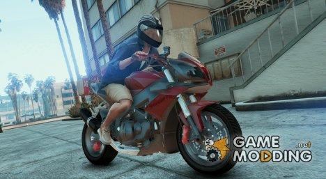 Aprilia Tuono  для GTA 5