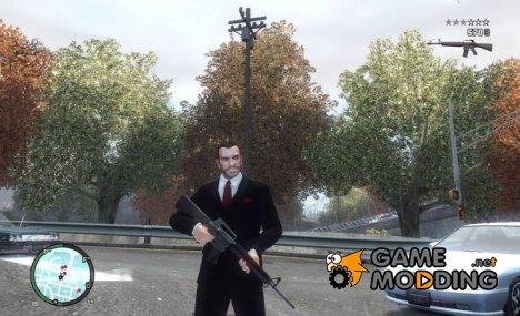 M-16 Carbine для GTA 4