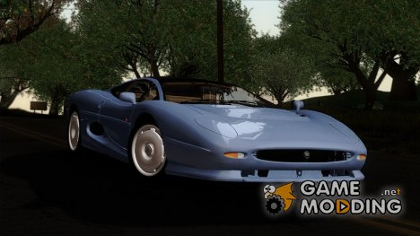Jaguar XJ220 1992 for GTA San Andreas