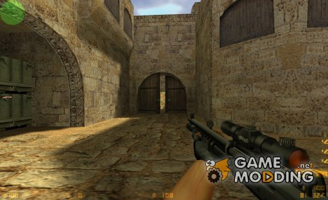 WALTHER SCOPE M3 for Counter-Strike 1.6