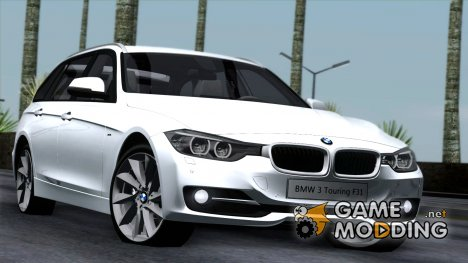 BMW 3 Touring F3 2013 for GTA San Andreas