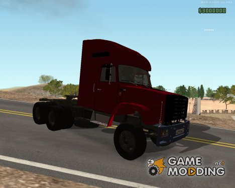 ЗиЛ-133 for GTA San Andreas