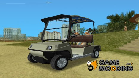 Golf Cart for GTA Vice City