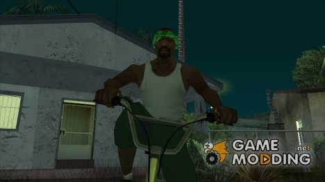 Grove Street Colours for GTA San Andreas