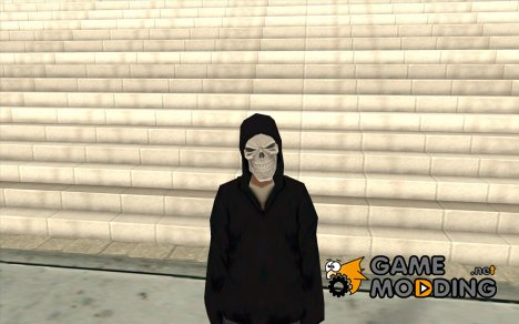 New Skin for GTA San Andreas