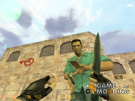 Tommy Vercetti для Counter-Strike 1.6