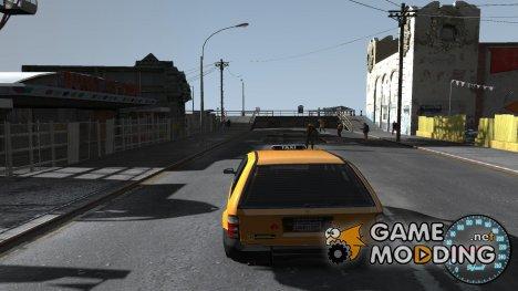 Спидометр IV (Скин 3) for GTA 4