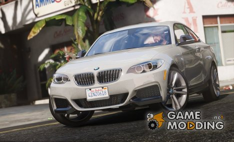 BMW M235i Coupe for GTA 5
