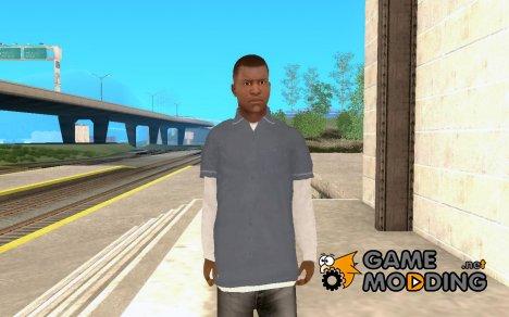 Франклин for GTA San Andreas