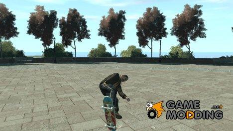 Скейтборд №2 для GTA 4