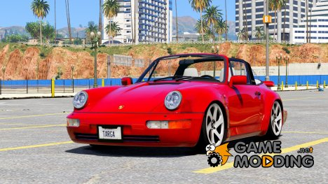 Porsche 911 (964) Targa 1.0 for GTA 5