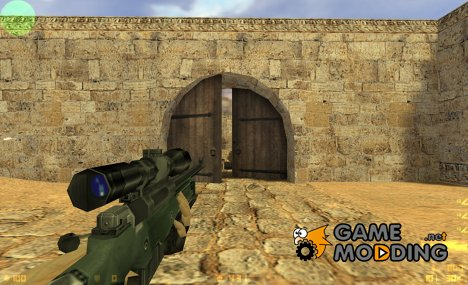Reorigined Awp for Counter-Strike 1.6