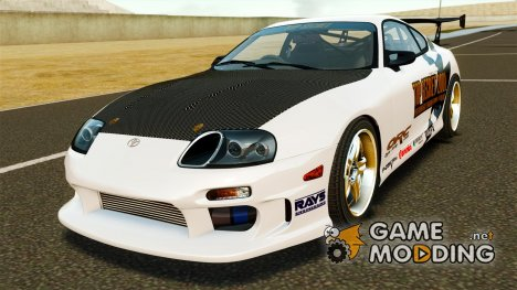 Toyota Supra Top Secret for GTA 4
