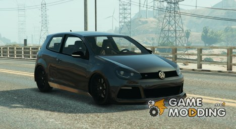 Volkswagen Golf R32 EA Edition for GTA 5