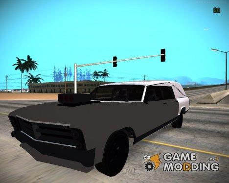 GTA 5 Albany Lurcher для GTA San Andreas