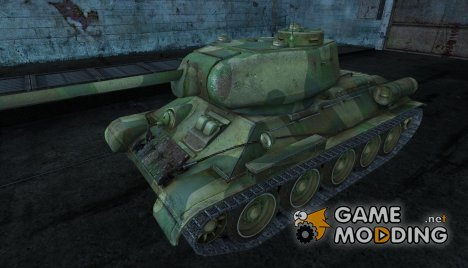 Т-34-85 stas9323 for World of Tanks