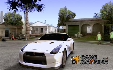 Nissan Skyline GTR for GTA San Andreas