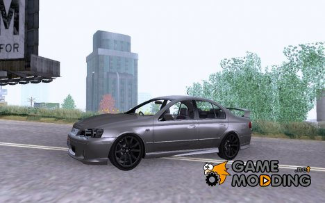 Ford Falcon FPV F6 TYPHOON XR8 2007 для GTA San Andreas
